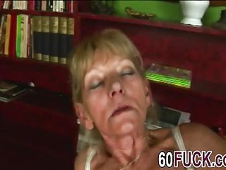 Veteran bitch still loves delicious cock inside her pussy