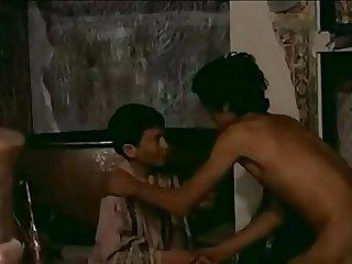 Son Caught His Step Mom While She Masturbating