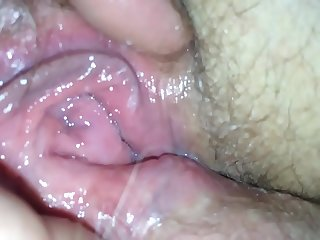 hairy and fatty pussy