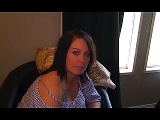 Mom gets horny for her Son POV Part 1