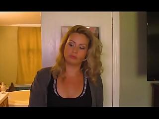 Mom Son Handjob POV Part 1 Coco Vandi