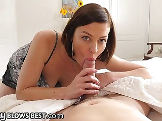 MommyBlowsBest Heal My Cock Mom