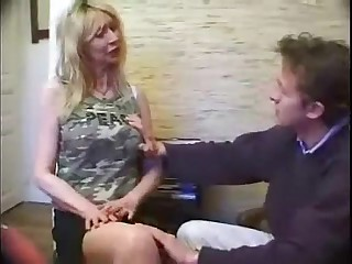 Mom and Son friend Hard Sex