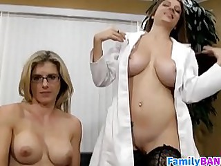 My Family Therapy with Mom and Sister Cory Chase