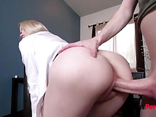 Mom Agrees To Fuck Son