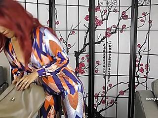 Horny Lily Mom JOI
