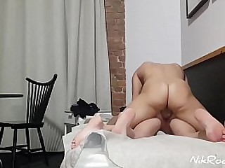 my friend's mom has long wanted to fuck my cock