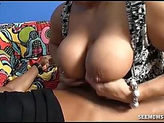 Step Mom Stacy Sucks Very Large Dick